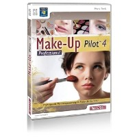 Make-Up Pilot 4 Professional. Für Windows ® 7, Vista, XP (32+64bit): Professionelle Portraitoptimier...