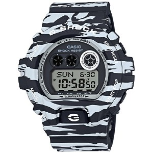 [カシオ]CASIO 腕時計 G-SHOCK White and Black Series GD-X6900BW-1JF メンズ