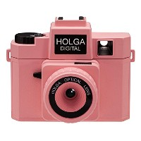 HOLGA DIGITAL Pink