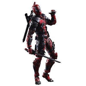Marvel Universe Variant Play Arts Kai Deadpool Action Figure