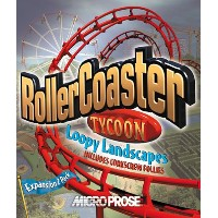 Roller Coaster Tycoon Loopy Landscapes (Jewel Case) (輸入版)