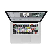 KB Covers Final Cut Pro / Express用ショートカットキーボードカバー MacBook/MacBookPro/MacBookAir用 US配列 FC-M-JIS-CC