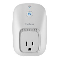Belkin WeMo 家庭用電源リモートスイッチ for Apple iPhone, iPad, and iPod touch