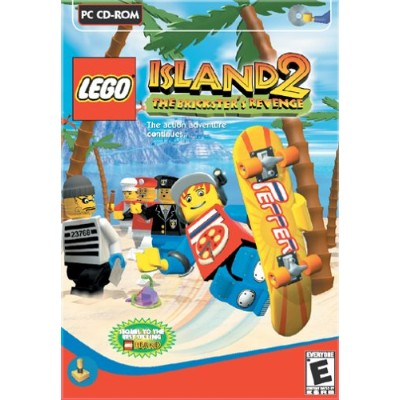 Lego Island 2: The Brickster's Revenge (輸入版)