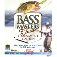 Bass Masters Classic: Tournament Edition (輸入版)