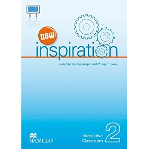 New Inspiration Level 2. Interactive Whiteboard Material: Level 2 / Interactive Whiteboard Material (DVD-ROM)