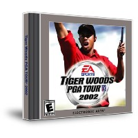 Tiger Woods PGA TOUR 2002 (Jewel Case) (輸入版)