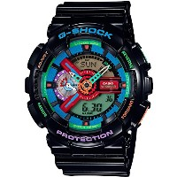 [カシオ]CASIO 腕時計 G-SHOCK Crazy Colors GA-110MC-1AJF メンズ