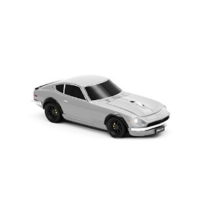 [Cassette Car Mouse] 日産フェアレディZ 240Z(NISSAN Fairlady Z) グランプリホワイト ワイヤレスマウス
