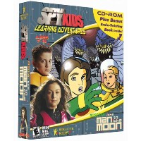 Spy Kids: The Man in the Moon CD/Workbook Combo (輸入版)