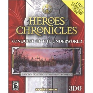 Heroes Chronicles: Conquest of the Underworld (輸入版)