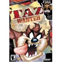 Taz: Wanted (Jewel Case) (輸入版)