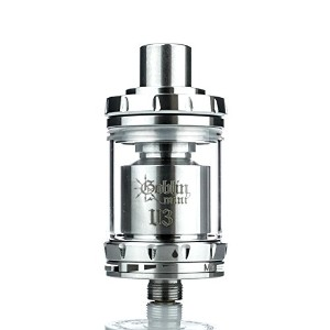 Unification of Disign UD Goblin mini V3 RTA Atomizer ゴブリン ミニ アトマイザー (silver)