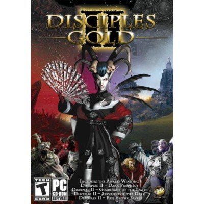 Disciples 2 Gold (輸入版)