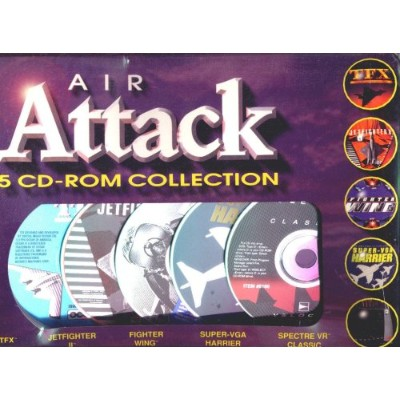Air Attack : 5 Cd-rom Collection (輸入版)