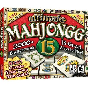 Ultimate Mahjongg 15 (Jewel Case) (輸入版)
