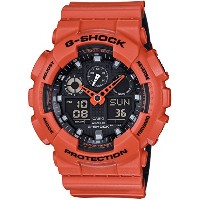 [カシオ]CASIO 腕時計 G-SHOCK Layered Color Series GA-100L-4AJF メンズ