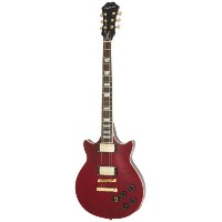 Epiphone Limited Edition Genesis Deluxe PRO (Black Cherry)