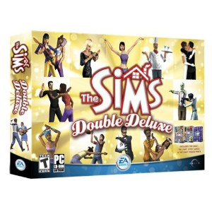 The Sims: Double Deluxe (輸入版)