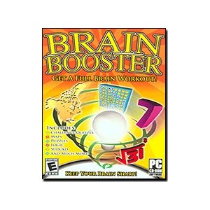 Brain Booster [Old Version] (輸入版)