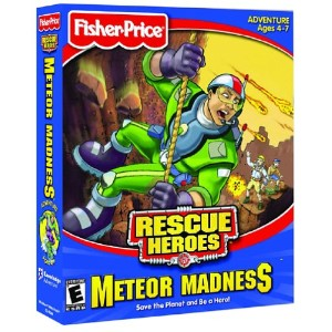 Fisher-Price Rescue Heroes Meteor Madness (輸入版)