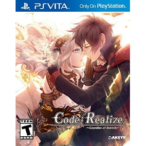 Code: Realize Guardian of Rebirth (輸入版:北米) - PS Vita