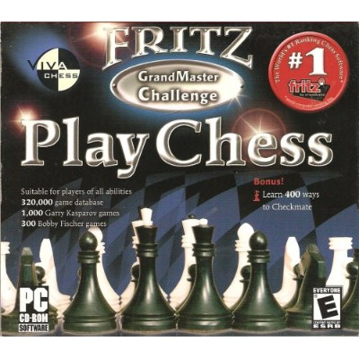 Fritz Grand Master Challenge - Play Chess (輸入版)