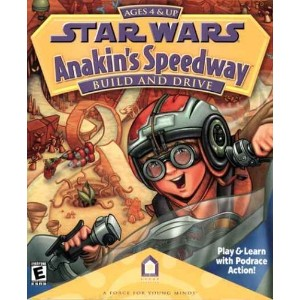 Star Wars: Anakin's Speedway - Build and Drive (輸入版)