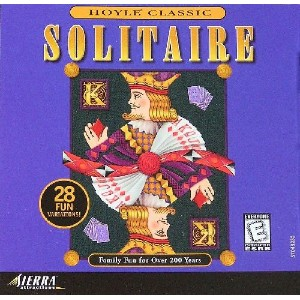 Hoyle Classic Solitaire (輸入版)
