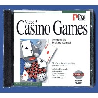 Video Casino Games (輸入版)