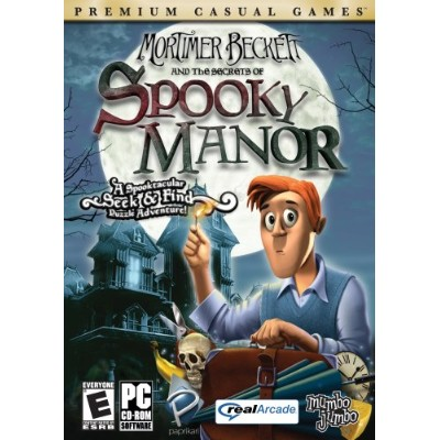 Mortimer Beckett and the Secrets of Spooky Manor (輸入版)