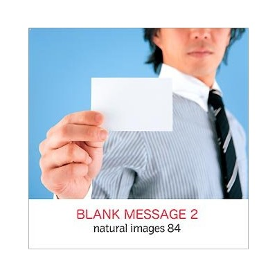naturalimages Vol.84 Blank Message 2