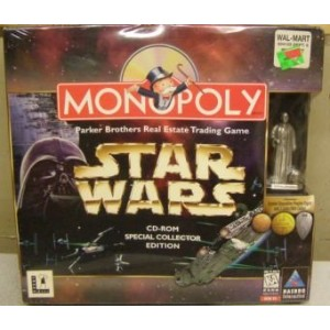 Star Wars: Monopoly Special Collector Edition (輸入版)