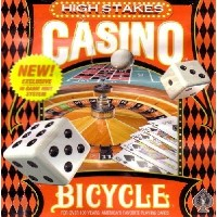Bicycle High Stakes Casino (輸入版)