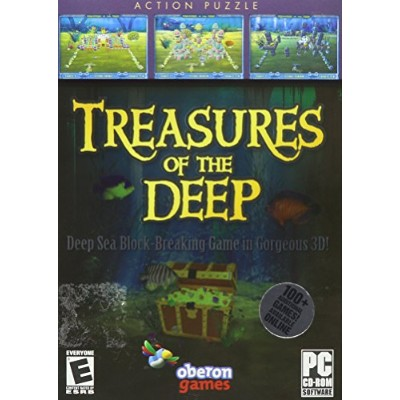 Treasures of the Deep (輸入版)