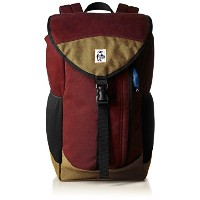 [チャムス] CHUMS デイパック Book Pack Sweat Nylon CH60-0680-R050-00 R050 (Burgundy/Camel)