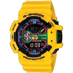 [カシオ]CASIO 腕時計 G-SHOCK Hyper Colors GA-400-9AJF メンズ