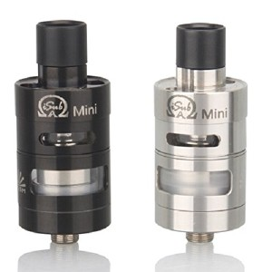 INNOKIN イノキン iSub APEX mini 2ml TANK アトマイザー (① Black)