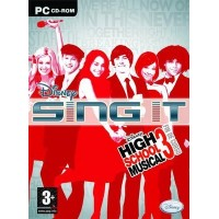 Sing It - Disney High School Musical 3 Senior Year (PC-DVD) (Microphone Required and not included) ...