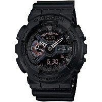 [カシオ]CASIO 腕時計 G-SHOCK Military Black Series  GA-110MB-1AJF メンズ