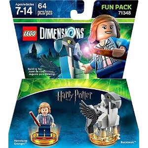 Lego Dimensions: Fun Pack - Harry Potter: Hermione