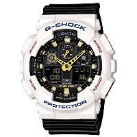 [カシオ]CASIO 腕時計 G-SHOCK  Crazy Colors GA-100CS-7AJF メンズ