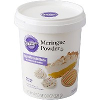 Wilton Meringue Powder, 8 oz Can