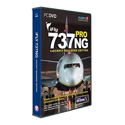 iFly 737 Pro Cockpit Builders Edition (FSX) (輸入版)