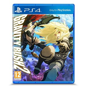 Gravity Rush 2 (PS4) (輸入版)