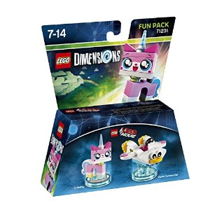 LEGO Dimensions: Fun Pack - LEGO Movie Unikitty (輸入版)