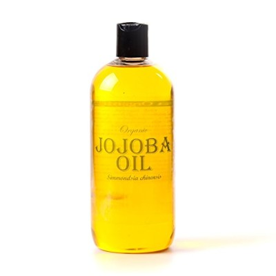 Mystic Moments | Jojoba Organic Carrier Oil - 1 Litre - 100% Pure