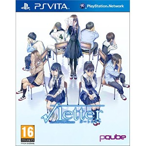 Root Letter (PlayStation Vita) (輸入版)
