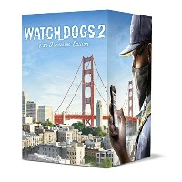 Watch Dogs 2 San Francisco Edition (輸入版:アジア中英合版) - PS4