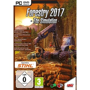 Forestry 2017 - The Simulation (PC DVD) (輸入版)